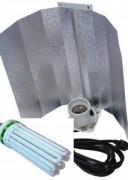 Kit Completo Luz CFL(bajo consumo)105Watios