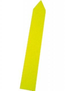Etiquetas Picar 1,6 x 12 Amarilla